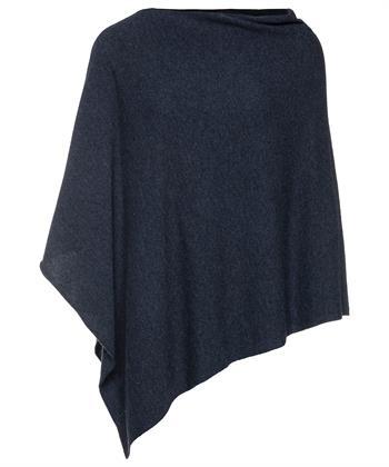 Giulia e Tu poncho shawl