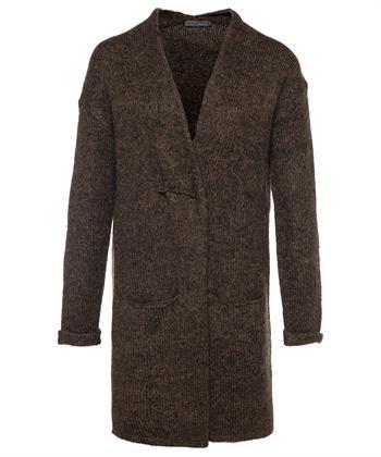 Giulia e Tu vest woolblend