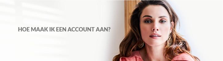 Hoe maak ik een account aan?