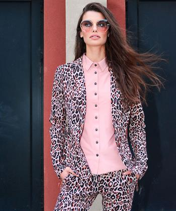 Jane Lushka blazer Britt animal
