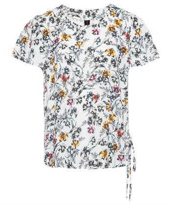 Jane Lushka bloemen blouse