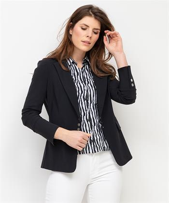 Jane Lushka blouse Kikkie dierprint