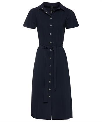 Jane Lushka doorknoop jurk