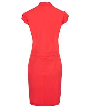 Jane Lushka jurk Xena rood