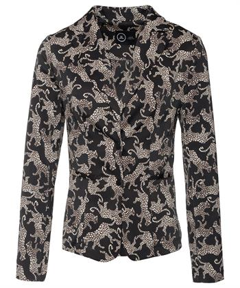 Jane Lushka panter blazer