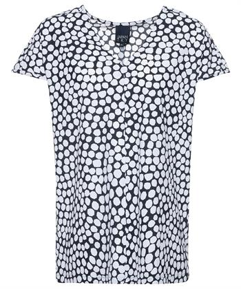 Japan TKY shirt met bollen