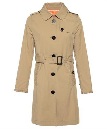 JULES TRENCHCOAT CANVAS RIUCHEL