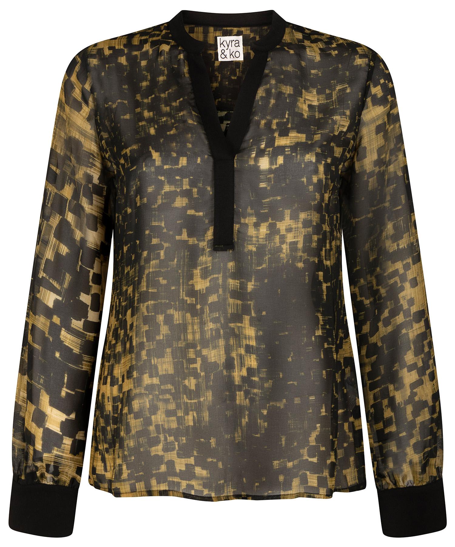 Kyra & Ko blouse Rozemarijn