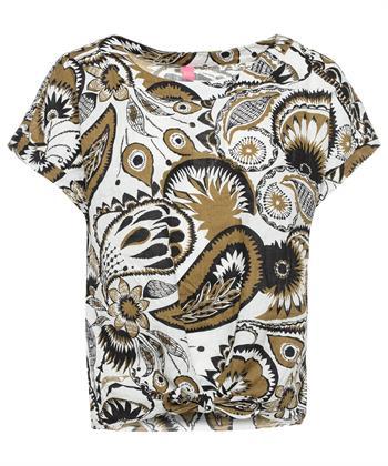 Kyra & Ko linnen blouse Zanee