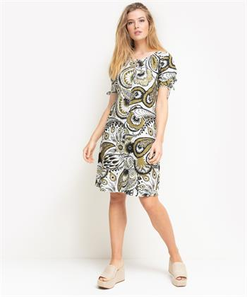 Kyra & Ko linnen jurk Tarijn
