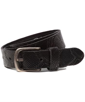Legend leren riem pythonprint