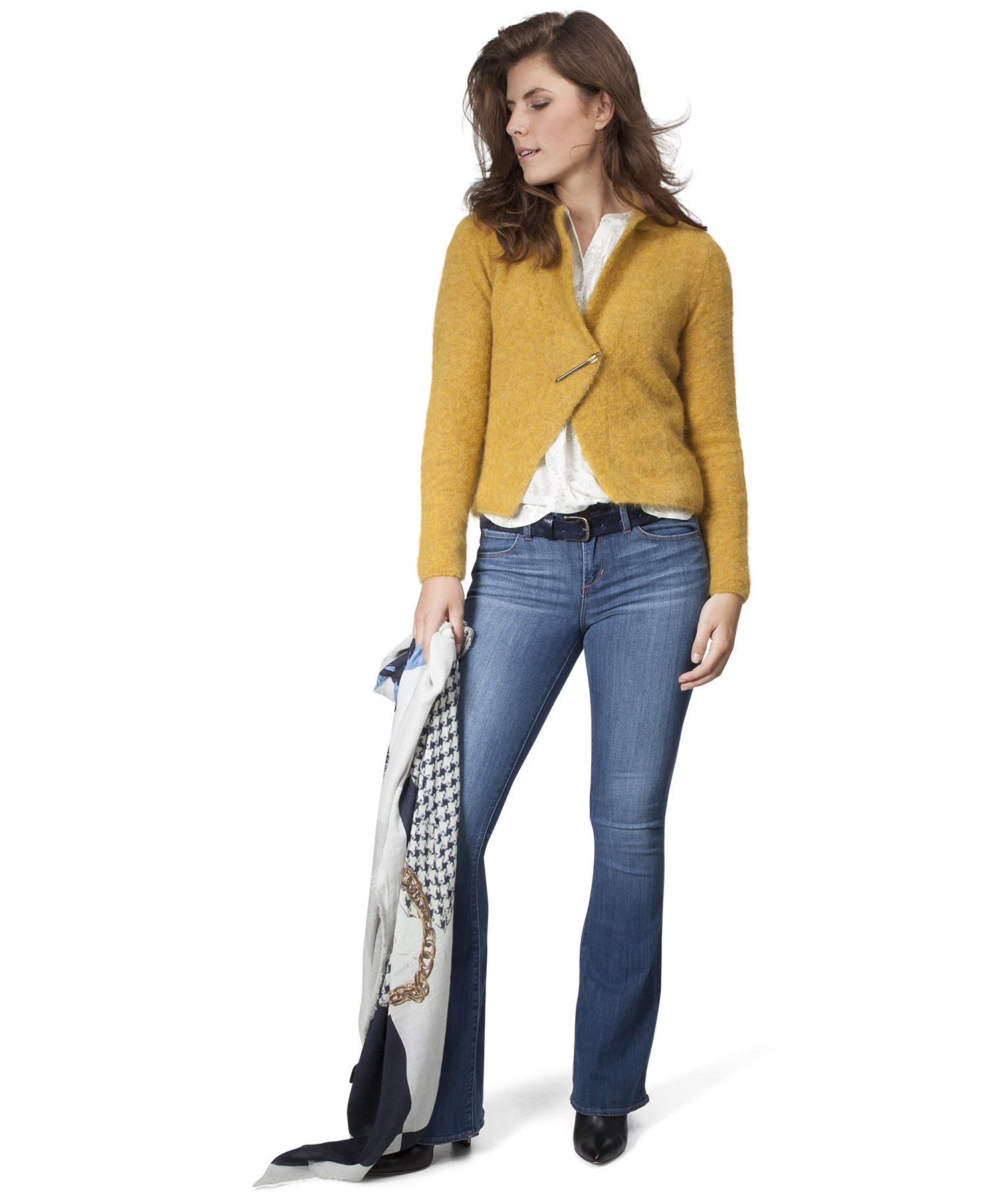 Lollys Laundry blouse Heather
