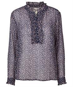 Lollys Laundry Franka blouse dots
