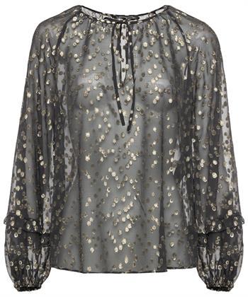 Luisa Cerano blouse dots
