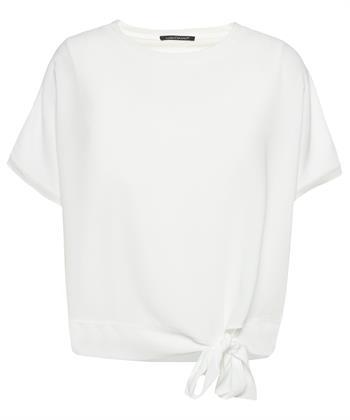 Luisa Cerano blouse knoopdetail