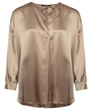 Luisa Cerano blouse zijde