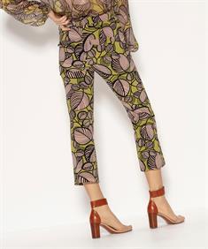 Luisa Cerano pantalon bladprint