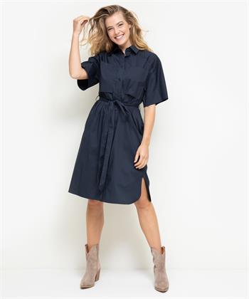 Luisa Cerano poplin jurk