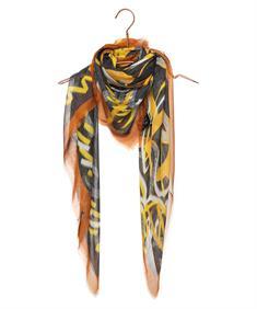 Luisa Cerano shawl kettingprint