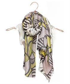 Luisa Cerano shawl met cashmere