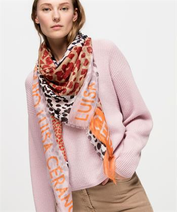 Luisa Cerano shawl
