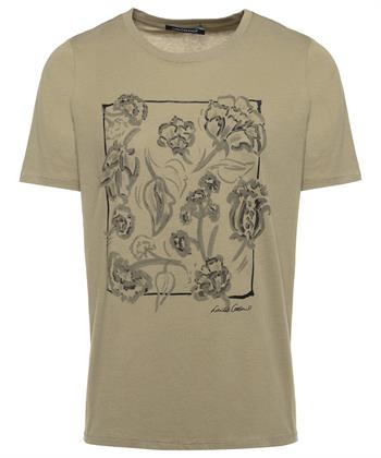 Luisa Cerano shirt bloemenprint