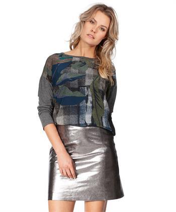 Luisa Cerano shirt grey