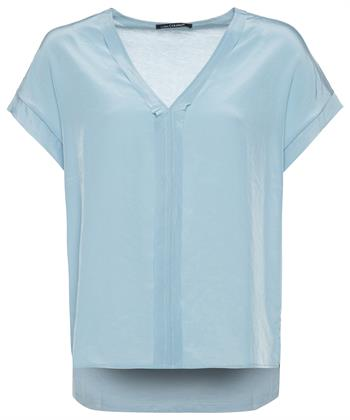 Luisa Cerano shirt japanse zijde