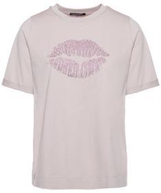 Luisa Cerano shirt 'kusjes'