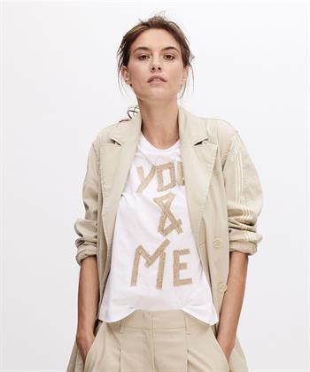 Luisa Cerano shirt 'you & me'