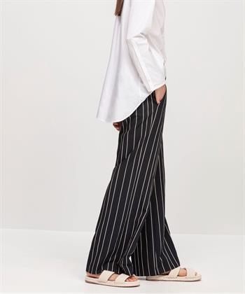 Luisa Cerano wijde streep broek