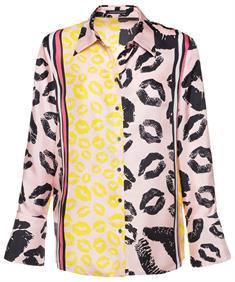 Luisa Cerano zijden blouse