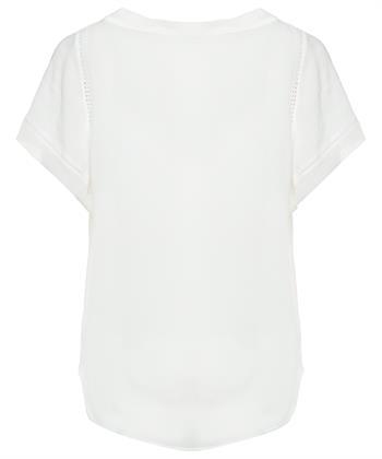 Marc Cain ajour blouse