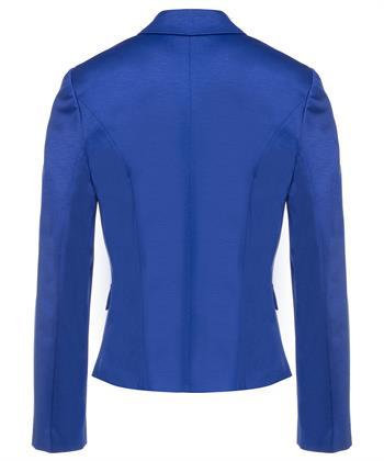 Marc Cain blazer atlantic blue