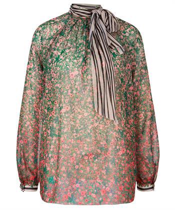 Marc Cain blouse bloemenprint