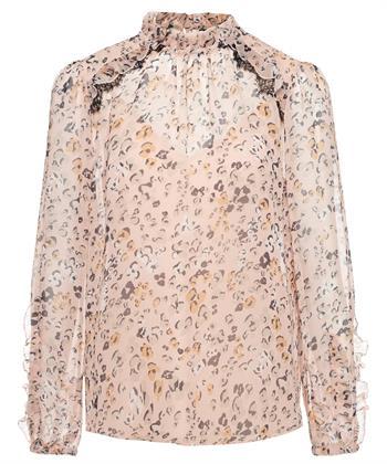 Marc Cain blouse crêpe