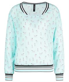 Marc Cain blouse dalmatiër
