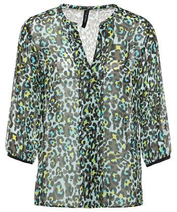 Marc Cain blouse dierprint