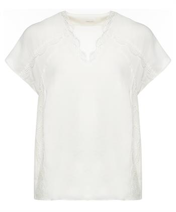 Marc Cain blouse 'Japanse zijde'