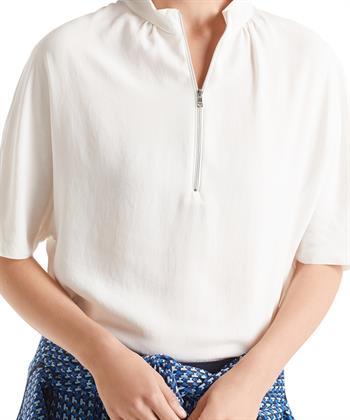 Marc Cain blouse met rits
