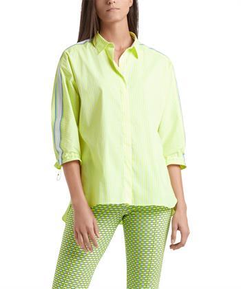 Marc Cain blouse neon lime