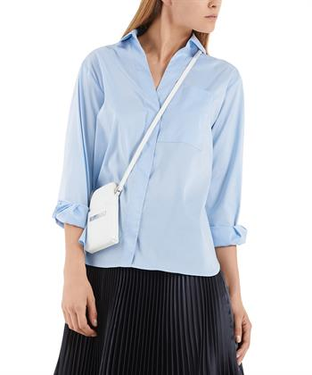 Marc Cain blouse V-halskraag