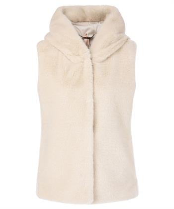 Marc Cain bodywarmer fun fur