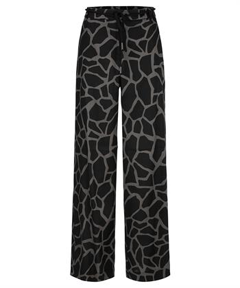 Marc Cain broek giraffe print