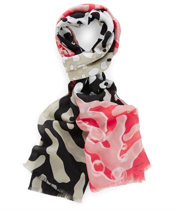 Marc Cain bubbleprint sjaal