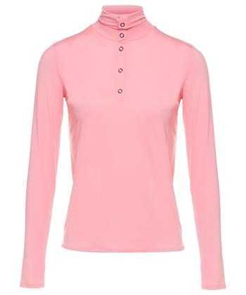 Marc Cain col-shirt roze
