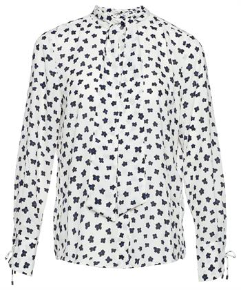 Marc Cain Collections blouse bloemen