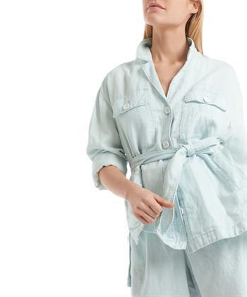 Marc Cain denim blazer/blouse
