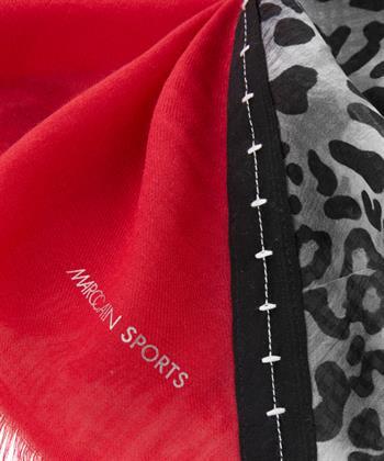 Marc Cain dierprint shawl