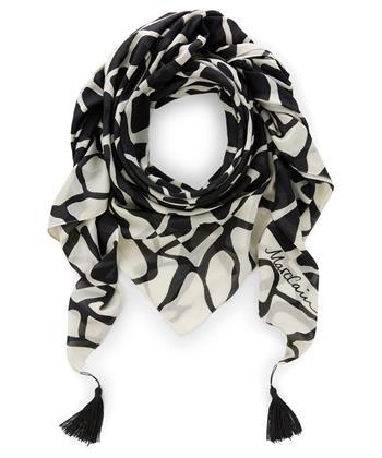 Marc Cain giraffe print sjaal